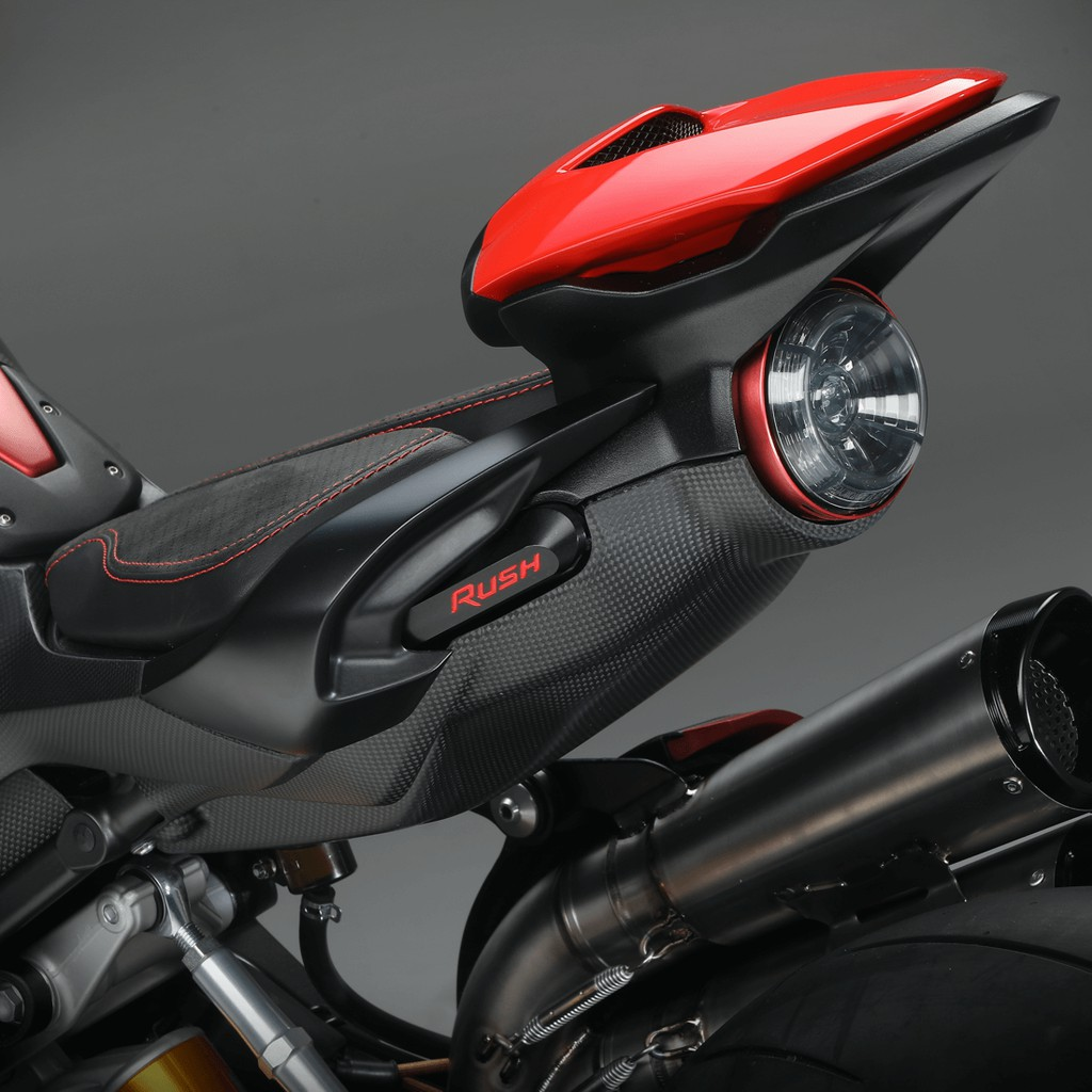 MV Agusta объявила о начале серийного производства гипернейкеда Rush