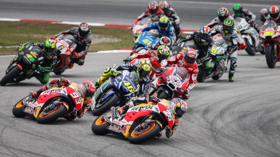 MotoGP возвращается!