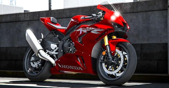 Honda представит новую CBR600RR уже в этом году