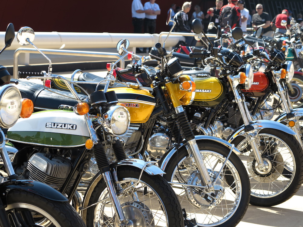 Bleak future for Japanese motorcycles?