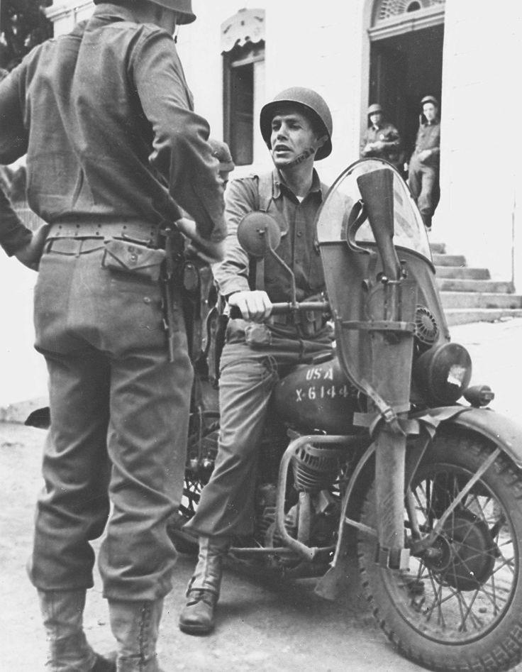 Байки на службе в армии. Часть 4 «Советский союз и Второй фронт»