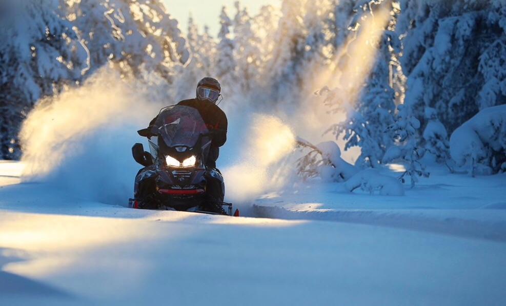 Снегоходы Lynx: большое обновление