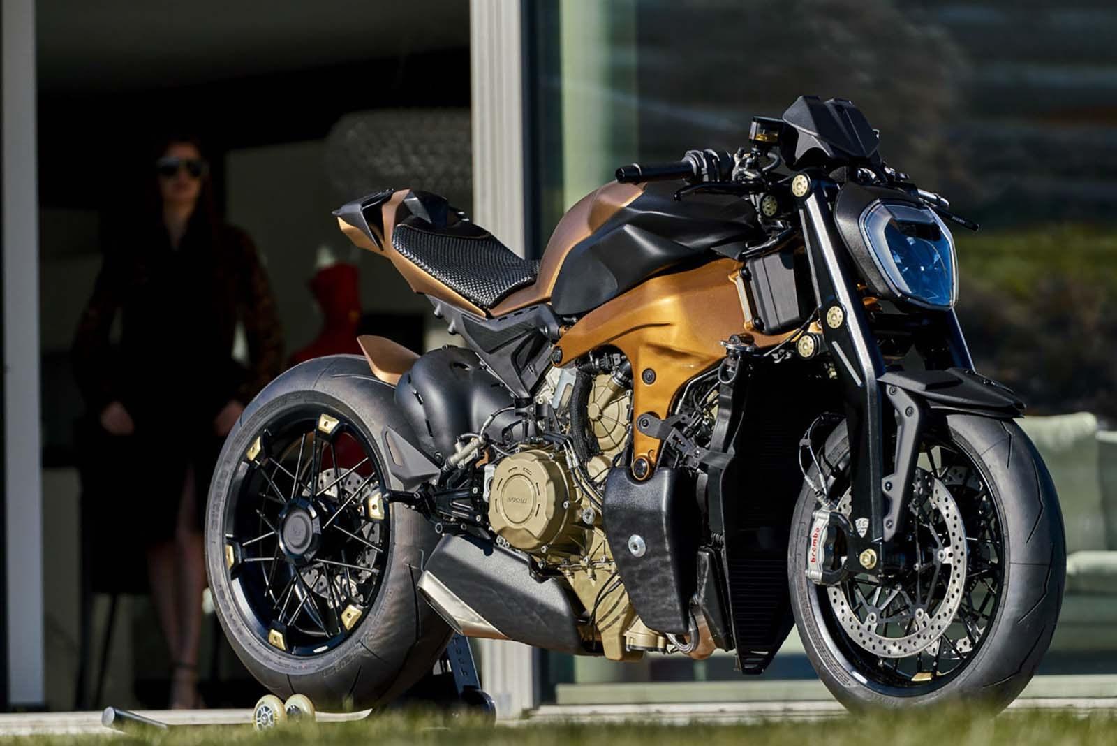 Ducati пообещала Streetfighter V4