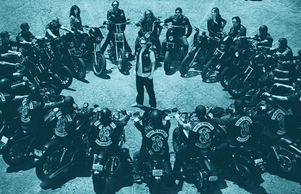 """The 15 Coolest Motorcycles From """"Sons of Anarchy"""""""